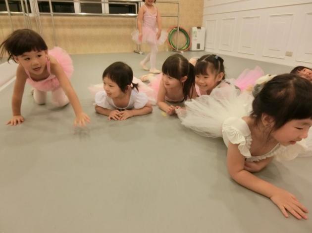 KWBS 幼兒芭蕾課程 4