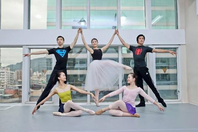 KWBS 古典芭蕾專業班 3