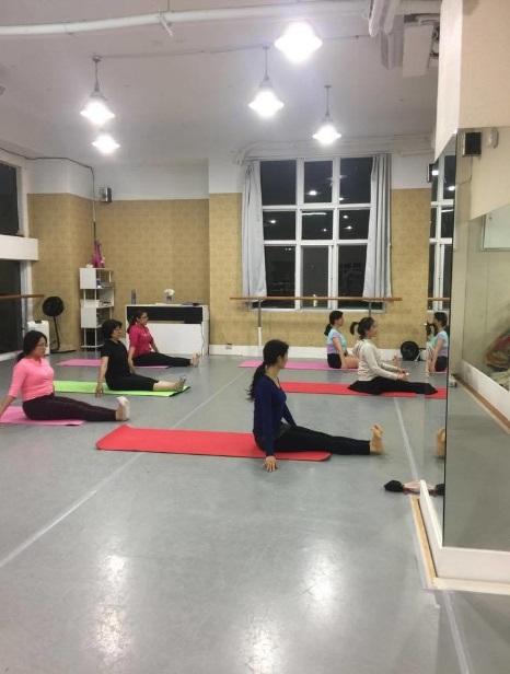 KWBS 成人芭蕾課程 5